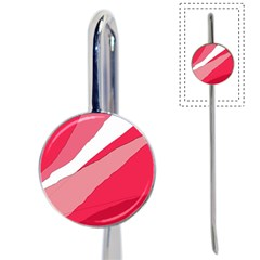 Pink abstraction Book Mark