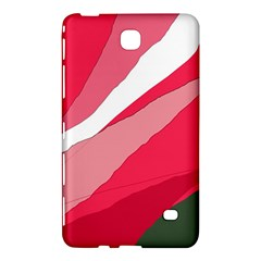 Pink abstraction Samsung Galaxy Tab 4 (8 ) Hardshell Case