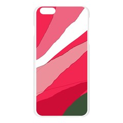 Pink abstraction Apple Seamless iPhone 6 Plus/6S Plus Case (Transparent)