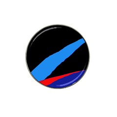 Colorful abstraction Hat Clip Ball Marker (10 pack)