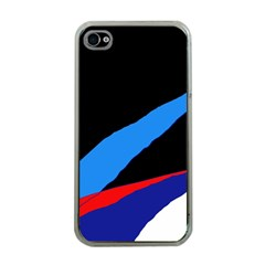 Colorful abstraction Apple iPhone 4 Case (Clear)