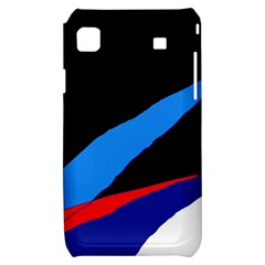 Colorful abstraction Samsung Galaxy S i9000 Hardshell Case