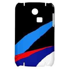 Colorful abstraction Samsung S3350 Hardshell Case