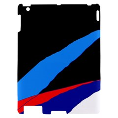 Colorful abstraction Apple iPad 2 Hardshell Case