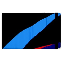 Colorful abstraction Apple iPad 2 Flip Case