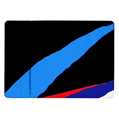 Colorful abstraction Samsung Galaxy Tab 10.1  P7500 Flip Case