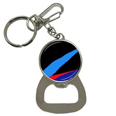 Colorful abstraction Bottle Opener Key Chains