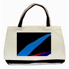 Colorful abstraction Basic Tote Bag (Two Sides)