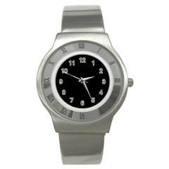 Green ball Stainless Steel Watch