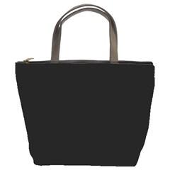 Green ball Bucket Bags