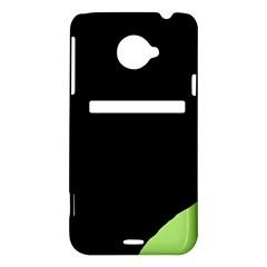 Green ball HTC Evo 4G LTE Hardshell Case