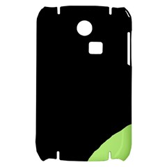 Green ball Samsung S3350 Hardshell Case