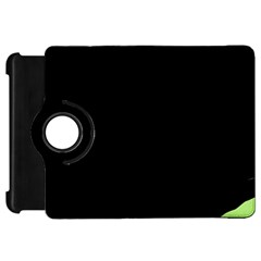 Green ball Kindle Fire HD Flip 360 Case