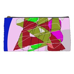 Flora abstraction Pencil Cases