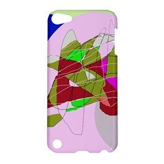 Flora abstraction Apple iPod Touch 5 Hardshell Case