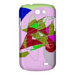 Flora abstraction Samsung Galaxy Express I8730 Hardshell Case