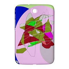 Flora abstraction Samsung Galaxy Note 8.0 N5100 Hardshell Case