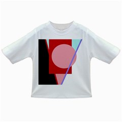 Decorative geomeric abstraction Infant/Toddler T-Shirts