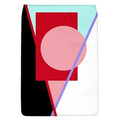 Decorative geomeric abstraction Flap Covers (S)