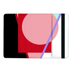 Decorative geomeric abstraction Samsung Galaxy Tab Pro 10.1  Flip Case