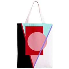 Decorative geomeric abstraction Classic Light Tote Bag