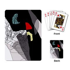 Decorative abstraction Playing Card