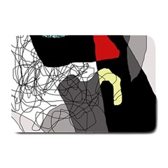 Decorative abstraction Plate Mats
