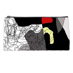 Decorative abstraction Pencil Cases