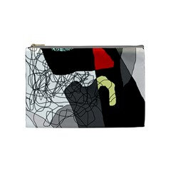 Decorative abstraction Cosmetic Bag (Medium)