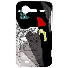 Decorative abstraction HTC Incredible S Hardshell Case