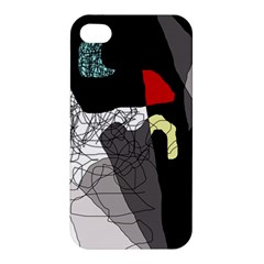 Decorative abstraction Apple iPhone 4/4S Premium Hardshell Case