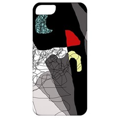 Decorative abstraction Apple iPhone 5 Classic Hardshell Case