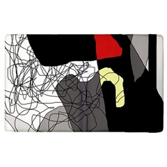 Decorative abstraction Apple iPad 2 Flip Case