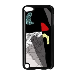 Decorative abstraction Apple iPod Touch 5 Case (Black)