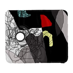 Decorative abstraction Samsung Galaxy S  III Flip 360 Case