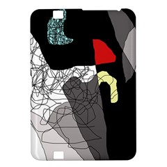 Decorative abstraction Kindle Fire HD 8.9