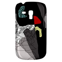 Decorative abstraction Samsung Galaxy S3 MINI I8190 Hardshell Case
