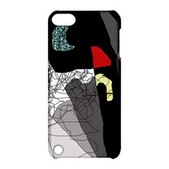 Decorative abstraction Apple iPod Touch 5 Hardshell Case with Stand