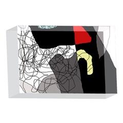 Decorative abstraction 4 x 6  Acrylic Photo Blocks
