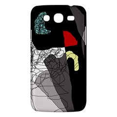 Decorative abstraction Samsung Galaxy Mega 5.8 I9152 Hardshell Case