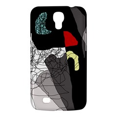 Decorative abstraction Samsung Galaxy Mega 6.3  I9200 Hardshell Case