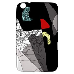 Decorative abstraction Samsung Galaxy Tab 3 (8 ) T3100 Hardshell Case