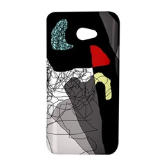 Decorative abstraction HTC Butterfly S/HTC 9060 Hardshell Case