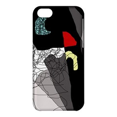 Decorative abstraction Apple iPhone 5C Hardshell Case