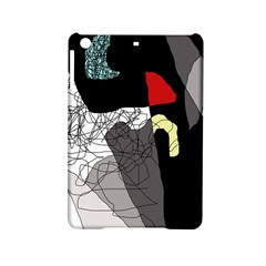 Decorative abstraction iPad Mini 2 Hardshell Cases