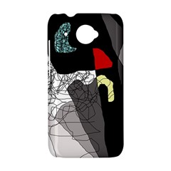 Decorative abstraction HTC Desire 601 Hardshell Case