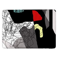 Decorative abstraction Samsung Galaxy Tab Pro 12.2  Flip Case