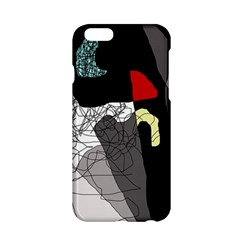 Decorative abstraction Apple iPhone 6/6S Hardshell Case