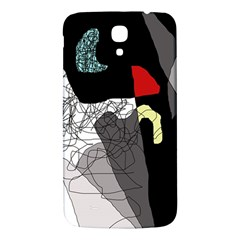 Decorative abstraction Samsung Galaxy Mega I9200 Hardshell Back Case
