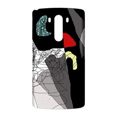 Decorative abstraction LG G3 Back Case
